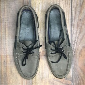 Sperry Top-Siders, size 8